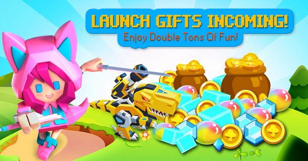 Tiny Battleground launch bonus
