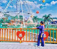 Taman mini Indonesia indah atau TMII