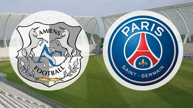 Amiens vs Paris Saint Germain Full Match And Highlights 04 May 2018