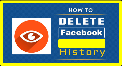 How To Delete History On Facebook
