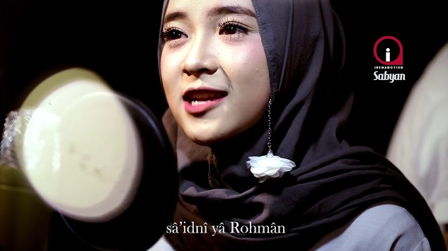 Video Musik Rohman Ya Rohman - Cover By Sabyan