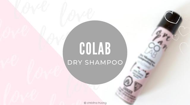 Farleyco Beauty COLAB Dry Shampoo Original Fragrance Review
