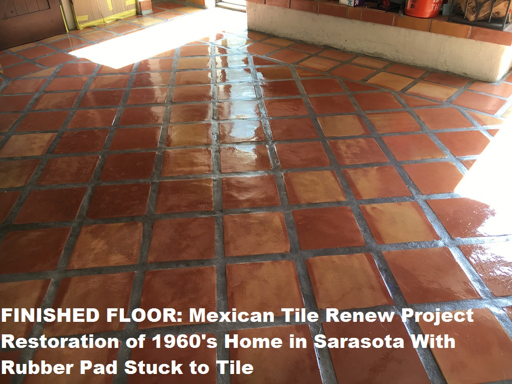 Mexican Tile Renew Sarasota Fl Mexican Tile Renew