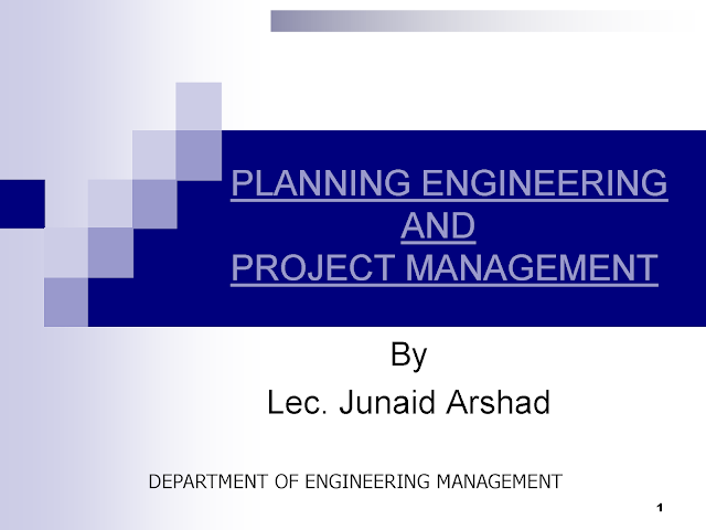 Download Planning Engineering and Project Management