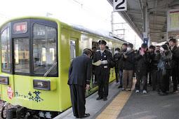 220形電車定期運行終了 近江鉄道
