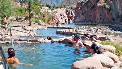 aguas termales rio hondo santiago del estero argentina
