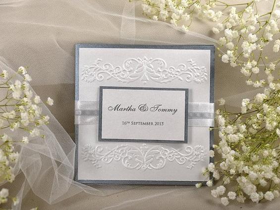 Partecipazioni Matrimonio Azzurro : Matrimonio invernale sposarsi in inverno bellissime