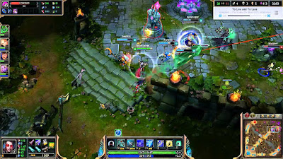 League of Legends, gameplay