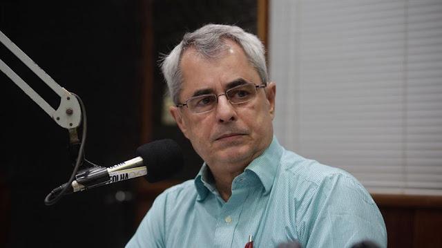 Bruno Ribeiro renuncia à presidência estadual do PT