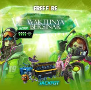 Event free fire supaya mendapat banyak hadiah di jackpot free fire