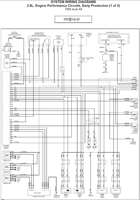 audi a6 electrical wiring wiring diagram