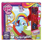 My Little Pony Chutes and ladders game Pinkie Pie Blind Bag Pony