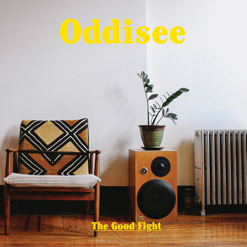 Oddisee – The Good Fight | Full Albumstream