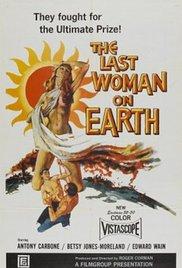 Watch Last Woman on Earth Online Free 1960 Putlocker