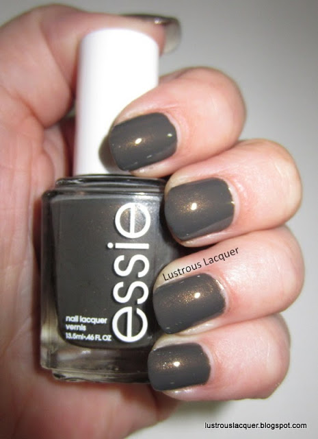 Essie Armed and Ready. Go Overboard Collection