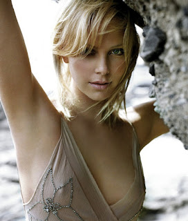 Beauty of Charlize Theron