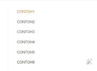 Tutorial Cara membuat menu di blog tanpa edit html