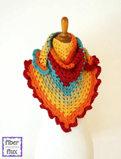 Fiber Flux: Free Crochet Patterns