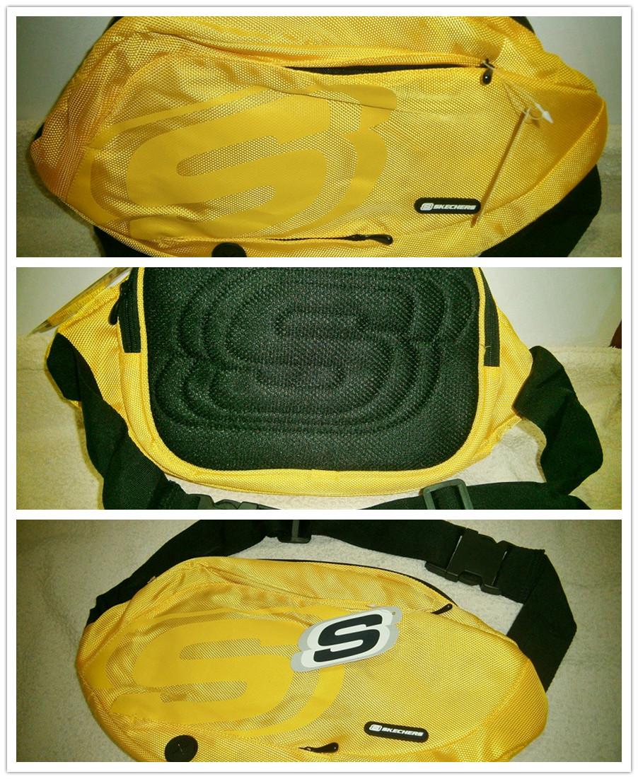 566b3a49d626 Bag - SKECHERS waist Pouch cun sling bag (H20 x W8.5 x L42cm) - 49