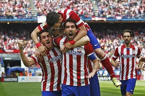 Hai năm trước, Atletico Madrid nắm trong tay nhiều cầu thủ ở độ tuổi khoảng 28, 29