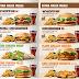 Daftar Harga Menu Burger King Terbaru 2017