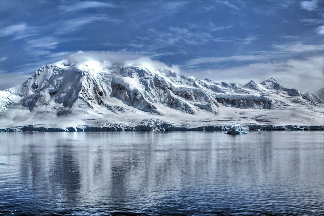 Image result for imagem de ruinas na antartida