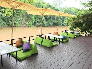 Vartika Cafe in Chiang Mai, North Thailand