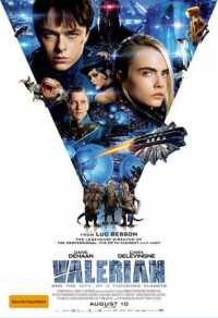 Valerian And The City Of A Thousand Planets 2017 Dual Audio 720p Hindi - Eng 1GB BluRay