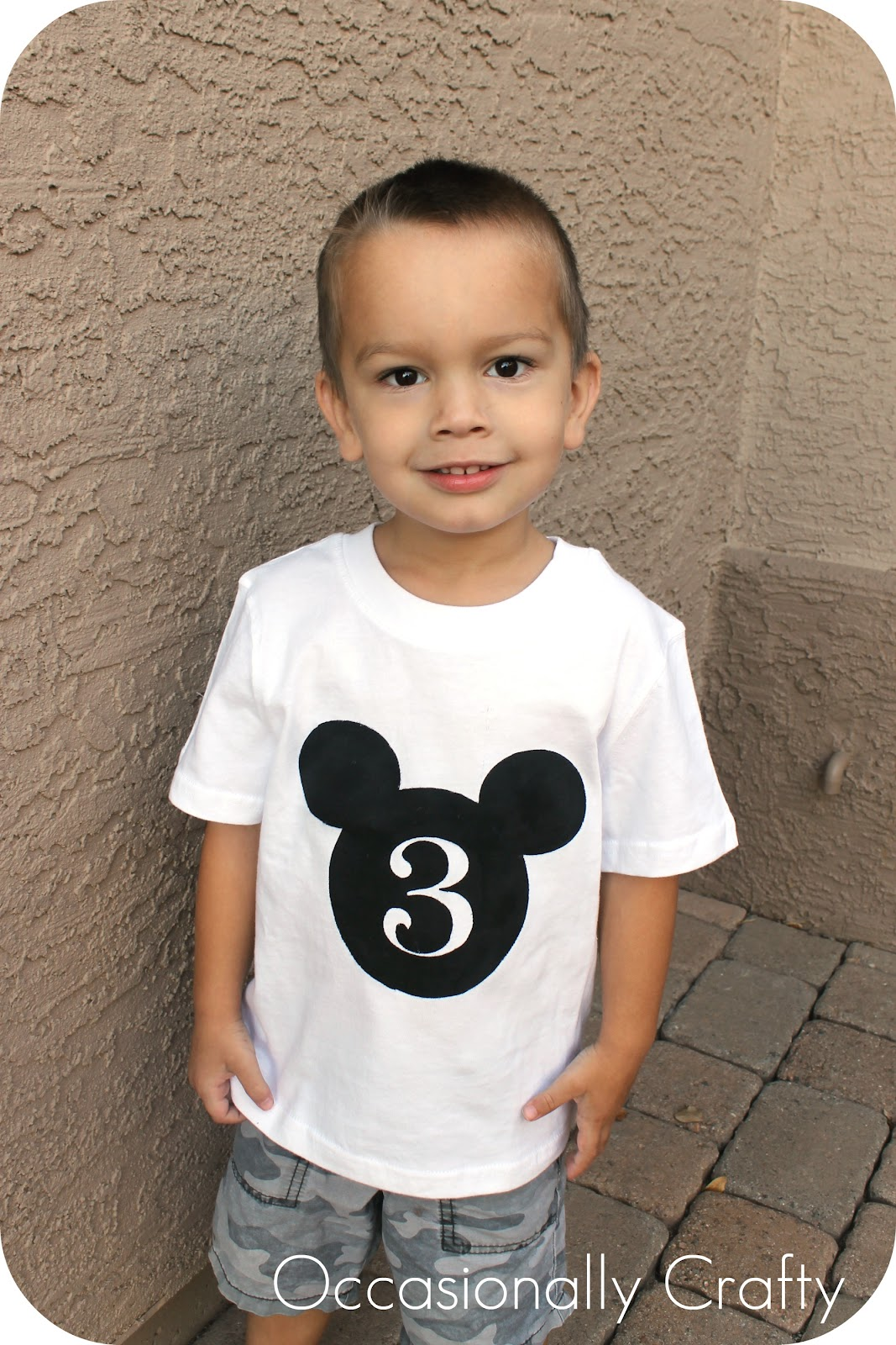 A Mickey Mouse Birthday