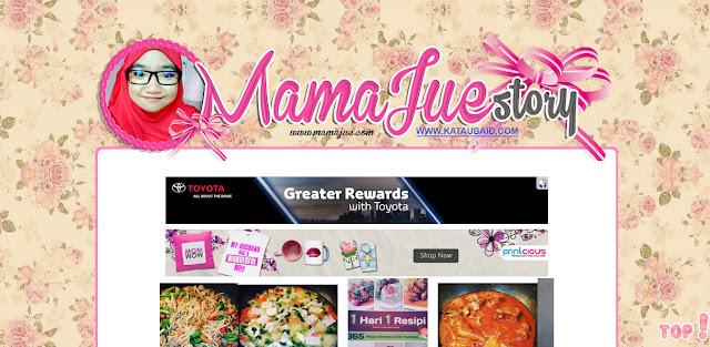 BLOG MAMAJUE.COM