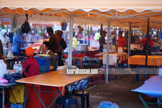 Pasar Ramadan Bandar Baharu Parit Buntar