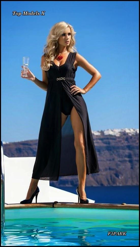 Rosse Borchardt  Petra Cubonova   Top Models X-3492