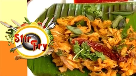 Stir Fry 02-07-2017 | Food Show | Peppers TV