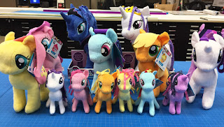 New MLP Plush Officially Available + Listings