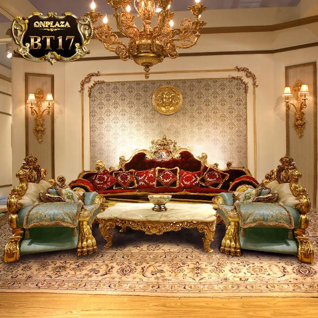 Sofa phong cách cổ điển