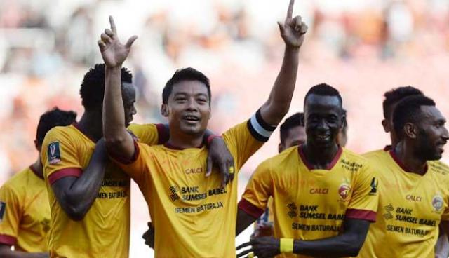 AGEN BOLA - Piala Gubernur Kalimantan timur, Sriwijaya FC Boyong Semuanya Pemain