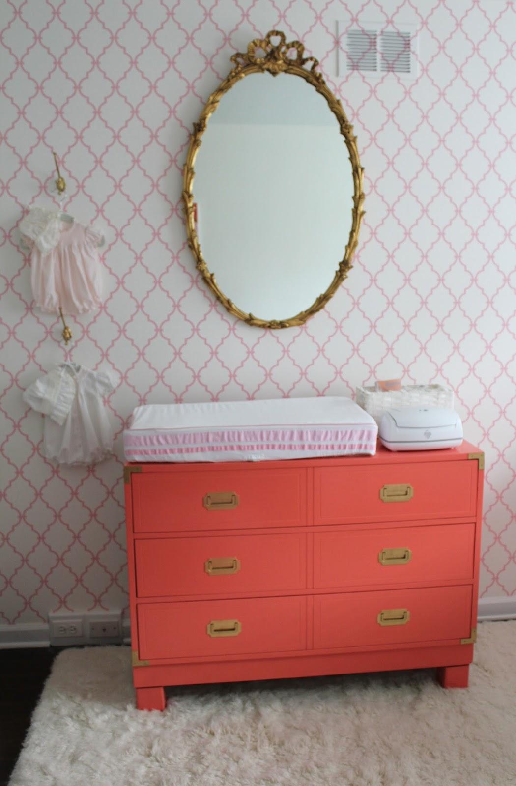Imperfect Polish Baby Girl Nursery