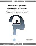 Libros de administración proyectos - Preguntas para la certificación PMP
