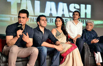 talaash_Movie Review, Ratings, Download Songs