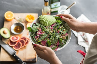 Kenali Makanan Diet Sehat untuk Menurunkan Berat Badan