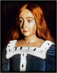 his story, her story: The Lost Tudor: Elizabeth of York