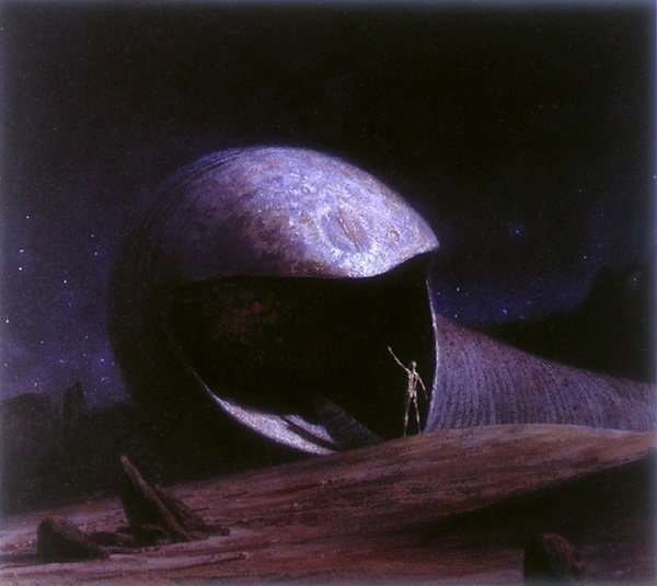Reading Group Images of Dune Part 2 The Art of John