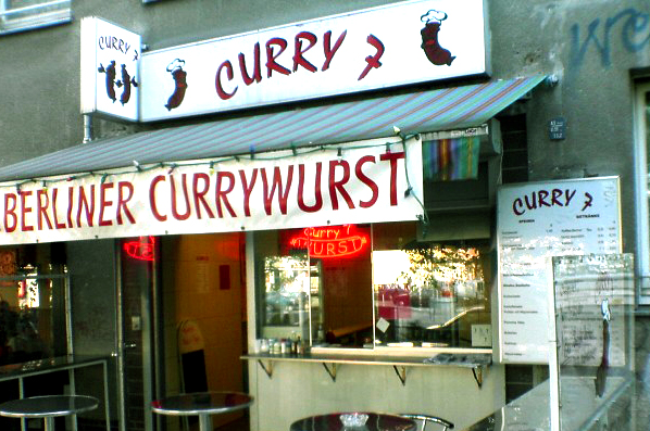 Currywurst Kreuzberg