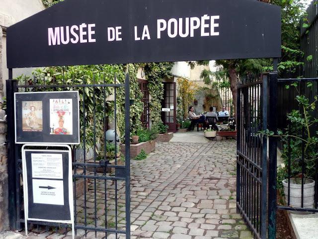 Muzeum lalek w Paryżu
