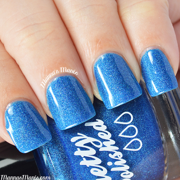 Pretty and Polished Sea Spray swatches