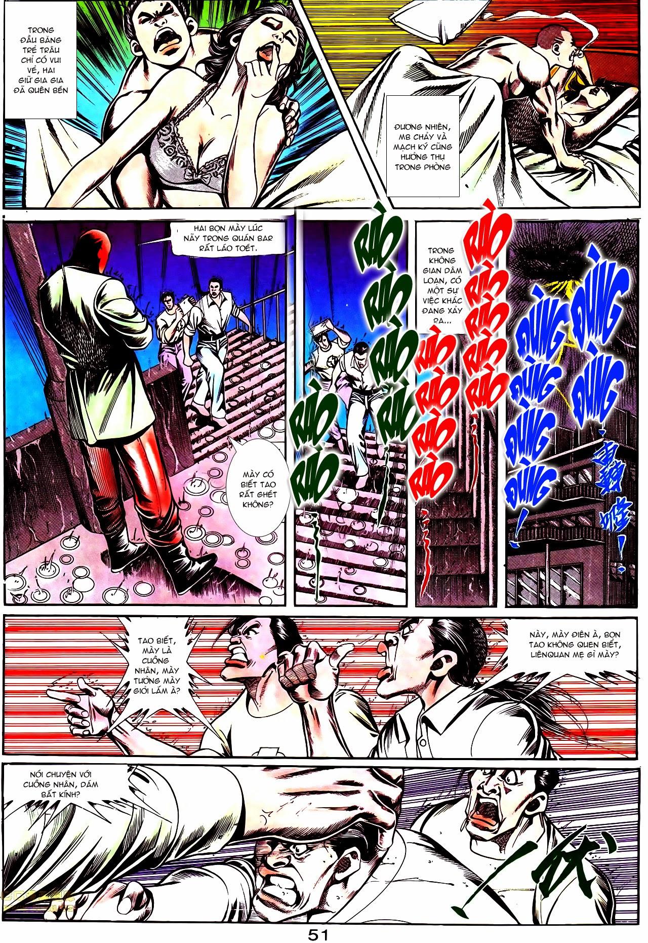 Người Trong Giang Hồ chapter 112: nhân sinh trang 22