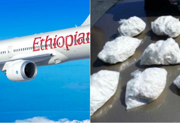 Nigerian man aboard Ethiopian Airlines allegedly slumps, dies of high grams of drug in body