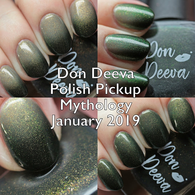 Don Deeva Polish Pickup Mythology January 2019