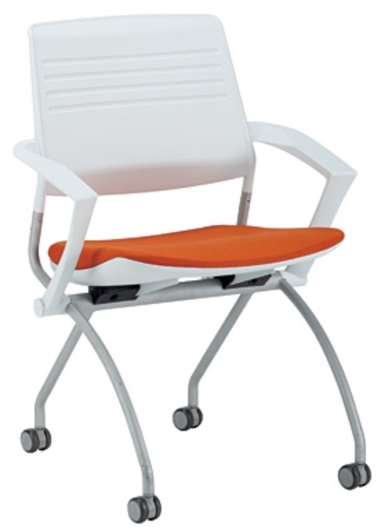 Orange Switch Nesting Chair Eurotech