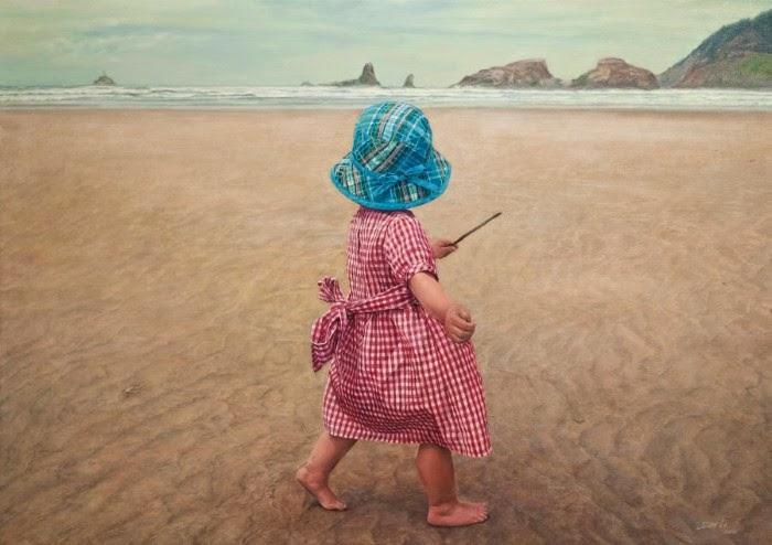 Китайский художник. Don Li